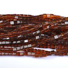 Cube Square Czech GLASS Crystal Beads Loose Beads Jewelry Making 4MM 6MM 8MM