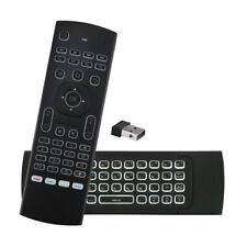 Air Mouse Voice Keyboard Remote Keypad Control MX3 for Android TV Box Projector