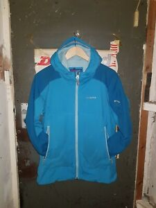 *Patagonia Insulated Jacket Hooded Medium Turquoise SEE DESCRIPTION*