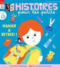 Histoires pour les petits N°166 Maman a rétréci ! + le CD de l'histoire