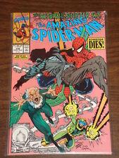 AMAZING SPIDERMAN #336 VOL1 MARVEL COMICS SPIDEY AUGUST 1990