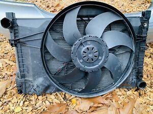 Mercedes-benz CLK (W209) 270 Ventilateur de Radiateur
