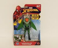 Marvel ULTIMATE SPIDER-MAN VULTURE Quick Shot 6 inch Scale Action Figure NEW