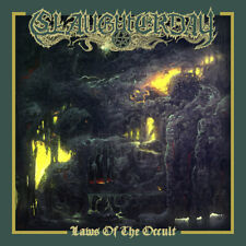 SLAUGHTERDAY - Laws Of The Occult - LP - DEATH METAL autopsy