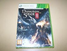 Dungeon Siege III Limited Edition Xbox 360 **New & Sealed**