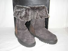Rampage Allie Womens Size 6 Brown Winter BOOTS Display