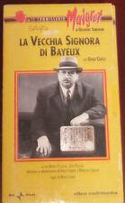 """Videocassetta/VHS """" LA VECCHIA SIGNORA DI BAYEUX """" cod. 22 21898787"""