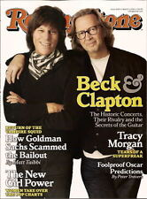 Jeff Beck Eric Clapton Rolling Stone Mar 2010 Tracy Morgan Bailout Ryan Bingham