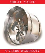 INDUSTRIAL ALL METAL EXTRACTOR FAN 160mm WB AIR FLOW INLINE DUCT FAN
