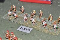 25mm classical / greek - ancient skirmishers 12 infantry - inf (10160)