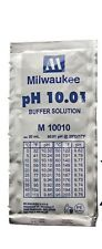 3x 20ml pH 10.01 pH Calibration Solution, milwaukee/M10010B/hanna/HI70010P