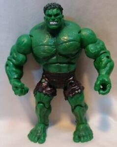 "INCREDIBLE HULK - Incredible Hulk The Movie Action Figure 6"" Marvel Comics 2002"