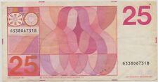 Mazuma *F855 Netherlands 1971 25 Gulden 6338067318 GVF