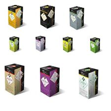 Touch Organic Tea Lot of 9 Boxes 24 Bags/Box, Premium Organic Green Tea, Sealed