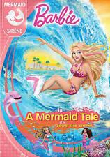 Barbie In A Mermaid Tale  (Aws)  DVD NEW