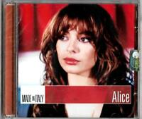 ALICE. MADE IN ITALY. CD NUOVO SIGILLATO