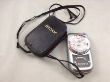 Vintage Sekonic Light Meter Camera Accessories Photography