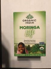 Organic India Moringa Lift Complex Superfood (15 Single Servings) FREE SHIPPING