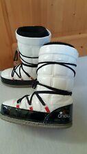 O´Neill Damen Schnee Stiefel Snow Boots schwarz /weiß Schneeboots Gr.38/39