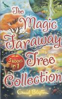 The Magic Faraway Tree Collection: 3 Books in 1 by Enid Blyton (Paperback) Book