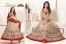 Bollywood Anarkali Salwar Kameez Indian Pakistani Designer Ethnic Dress Suit