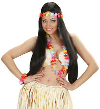 Set Floreale Costume Hawaiana Multicolore  PS 08334 Hawaiano