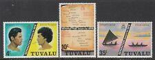 TUVALU....  1976  separation set   mnh