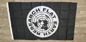 FLAT EARTH FLAG🏳🏳🏳