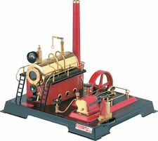 New Quality First Wilesco D16 New Toy Steam Engine Au-special Made In Germany