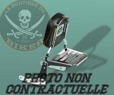 SISSI-BAR HONDA CM125/250 REBEL...AVEC PORTE PAQUET CHROME...SP909...LA BOUTIQUE