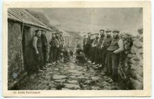 """1904 postcard """"ST KILDA PARLIAMENT"""" with GAIRLOCH c.d.s on KEVII ½d"""