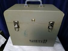 Vintage Yashica 8mm projector w/carrying case RARE