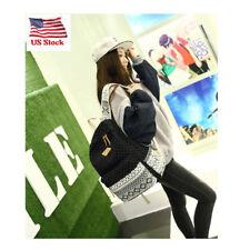 bb67ebf7c5 Fashion Daily Lightweight Canvas Laptop Bag Shoulder Bag back to School  Backpack