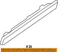 FORD OEM 11-15 Explorer-Bumper Trim-Reflector Right BB5Z15A449C