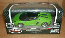 1/43 Scale Lamborghini Aventador LP700-4 Roadster Diecast Model Exotic Super Car