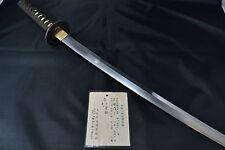 [sale!] Japanese Samurai Ninja REAL sword Wakizashi sharp steel blade antique