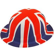 4/8/12 UNION JACK GREAT BRITAIN BOWLER HAT