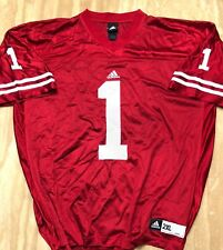 8310d77e7 Wisconsin Badgers VINTAGE Adidas NCAA Jersey
