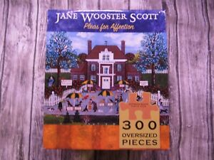 Pleas for Affection Jigsaw Puzzle - 300 Large Pieces - Jane Wooster Scott - Dogs