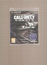 CALL OF DUTY GHOSTS  !!! Colossal sur  PS 3. Jeu NEUF Blister