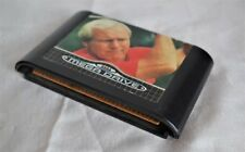 SEGA MEGADRIVE VINTAGE GAME TOURNAMENT GOLF ARNOLD PALMER