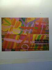 Albert Irvin, Exhibition Poster, Gimpel fils Gallery, 2010