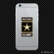 Army Mother Cell Phone Sticker Mobile Ranger U.S. US U S mom