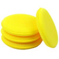 12PCS Sponge Applicator Pads For Clean Car Vehicle Glass Waxing Polish Wax Foam