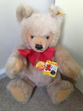 "VINTAGE 15"" STEIFF Original Teddybar 0201/41 Mohair Teddy Bear ALL ID BUY NOW NR"