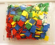 Foam Color Tiles Home School Math Teacher Manipulatives