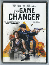 The Game Changer DVD Peter Ho Huang Zitao Na Zha Wang Xuqi Cu Eungu