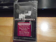 SEALED RARE OOP Joe Henry CASSETTE TAPE Murder of Crows rock Mick Taylor stones