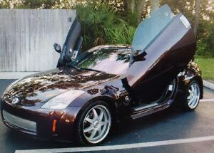 2003-2008 350z NEWGEN LAMBO DOOR KIT