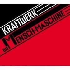 """KRAFTWERK """"DIE MENSCH-MASCHINE (REMASTER)"""" CD NEW"""